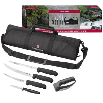 VICTORINOX 6 PIECE KNIFE SET