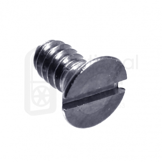 SCREW - 10-24 x 3/8 SLOTTED FLAT HEAD  (EACH)