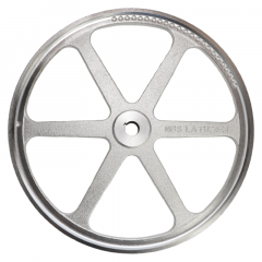 """BIRO MEAT SAW LOWER 16"""" WHEEL / PULLEY FOR MODELS 3334 REPLACES 16003"""