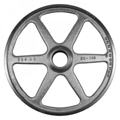 UPPER SAW WHEEL FOR 1433 - DOUBLE FLANGE