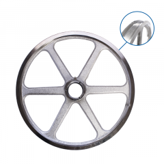 UPPER SAW WHEEL - DOUBLE FLANGE for 3334, 3334FH