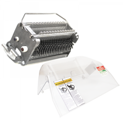 Cradle assembly complete with Safety Cover to fit Biro PRO 9 tenderizers, replaces TA3130, TA3096M-2