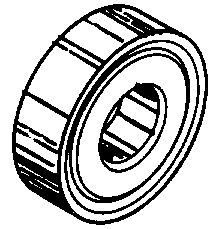 SAW GUIDE BEARING NEOPRENE SEALS fits MODELS 22 and 33