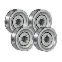 """TABLE BEARING """"V"""" GROOVE 4 PACK, FOR BUTCHER BOY SAW"""