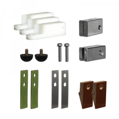 Saw repair kit, compatible with Biro Meat Saws 11, 22, 33 WITH CARBIDES