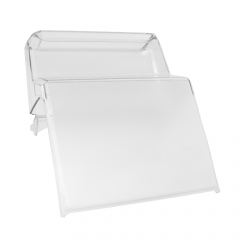 clear hood front view replaces 60730008900