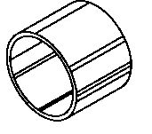 BEARING SPACER (SMALL)