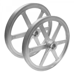 Upper and lower saw wheel set to fit Hobart Saws 5700, 5701, 5801, 2 Pack, replaces A290863