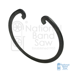 RETAINING RING for 6614/6801 NBS WHEELS
