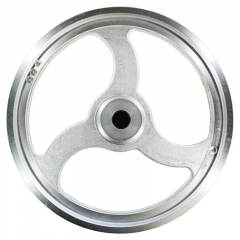 UPPER SAW WHEEL -TAPERED SHAFT HOLE