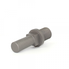 Stud feed screw for 52 HOLLYMATIC grinder replaces 1000237