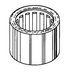 NEEDLE BEARING FOR FRONT/REAR TENDERIZER SHAFTS