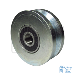 CARRIAGE WHEEL ASSEMBLY - ST