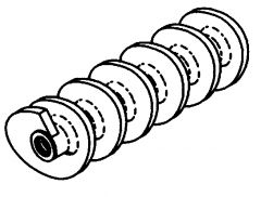 WORM / FEED SCREW -22